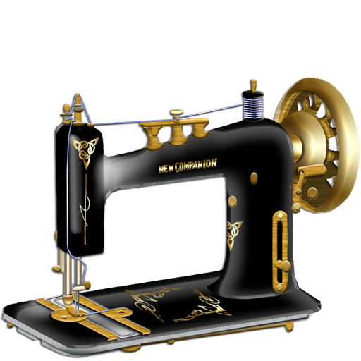 Sewing machine PNG