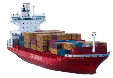 Large ship PNG image