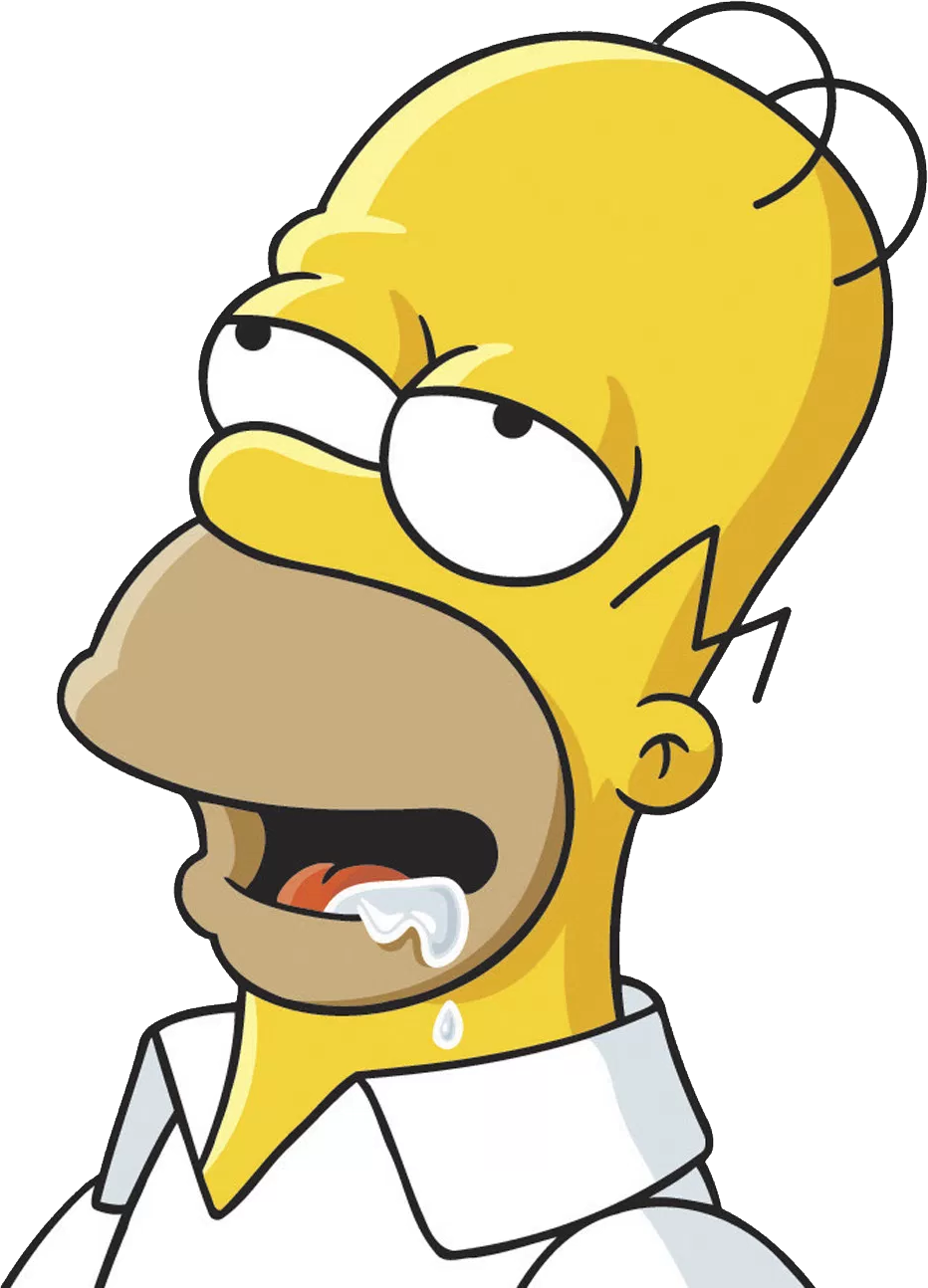Homer Simpson Drool Home Interior Design Trends