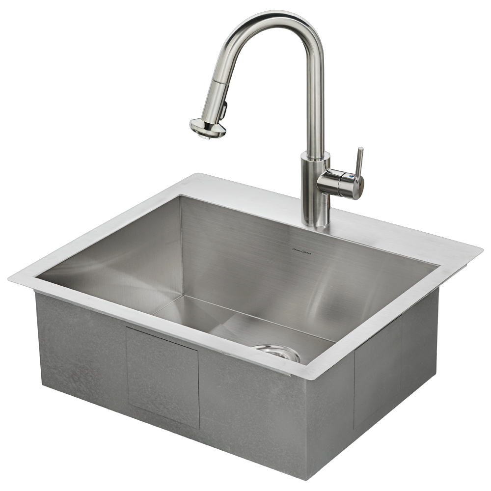 Bowl Kitchen Sinks Stainless Steel