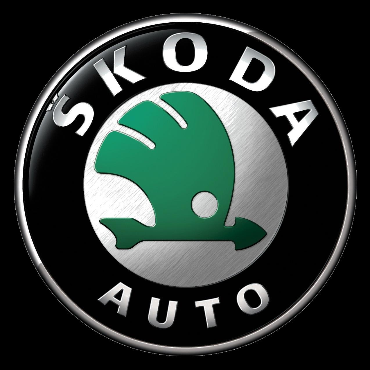 Skoda logo PNG