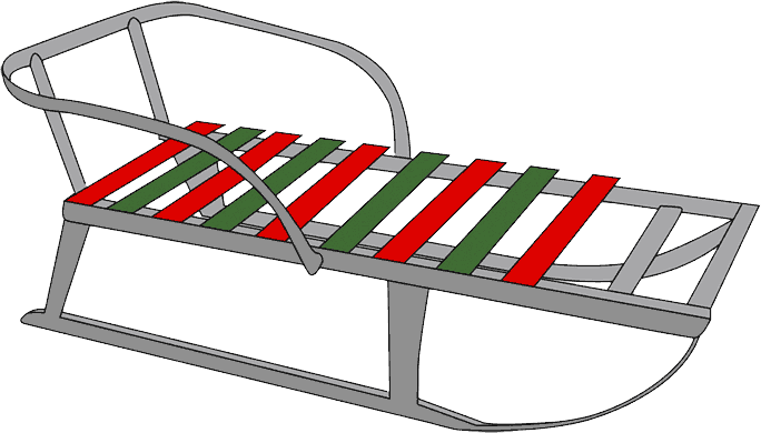 Sled PNG