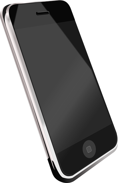 Smartphone PNG image