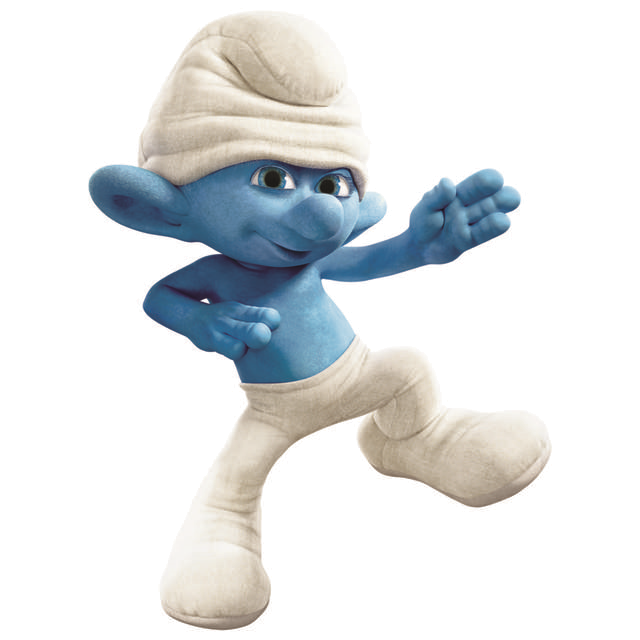 Smurf PNG
