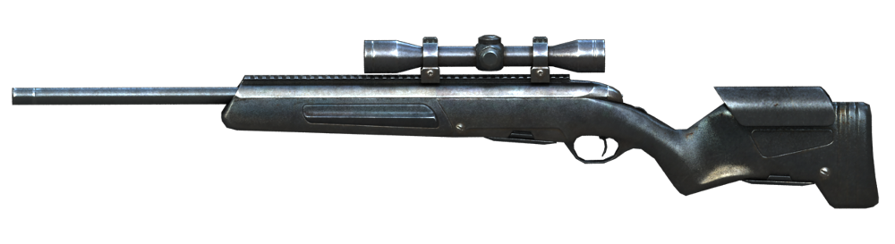 Sniper rifle PNG