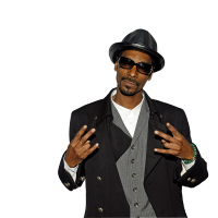 Snoop Dogg PNG