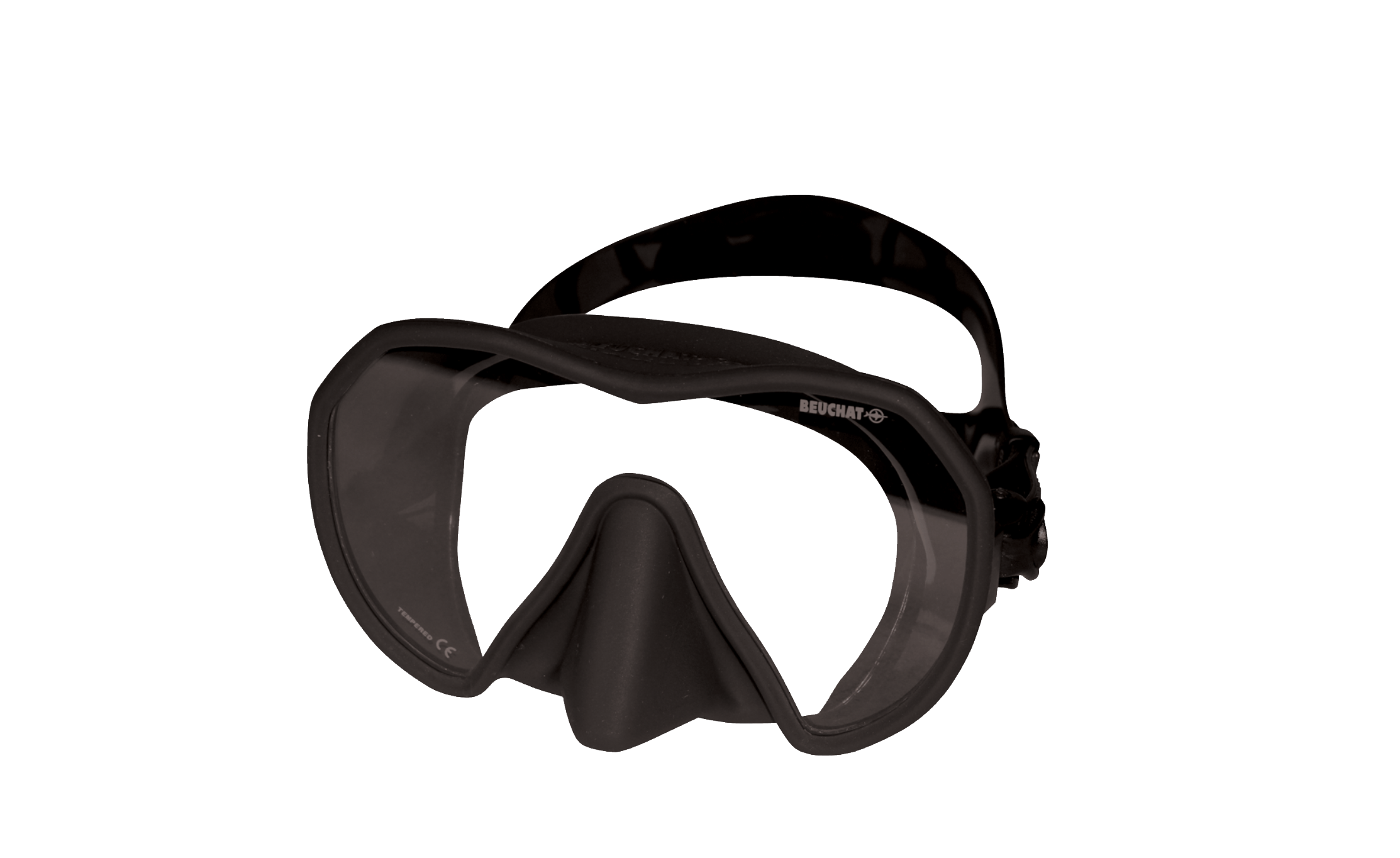 Snorkel, diving mask PNG