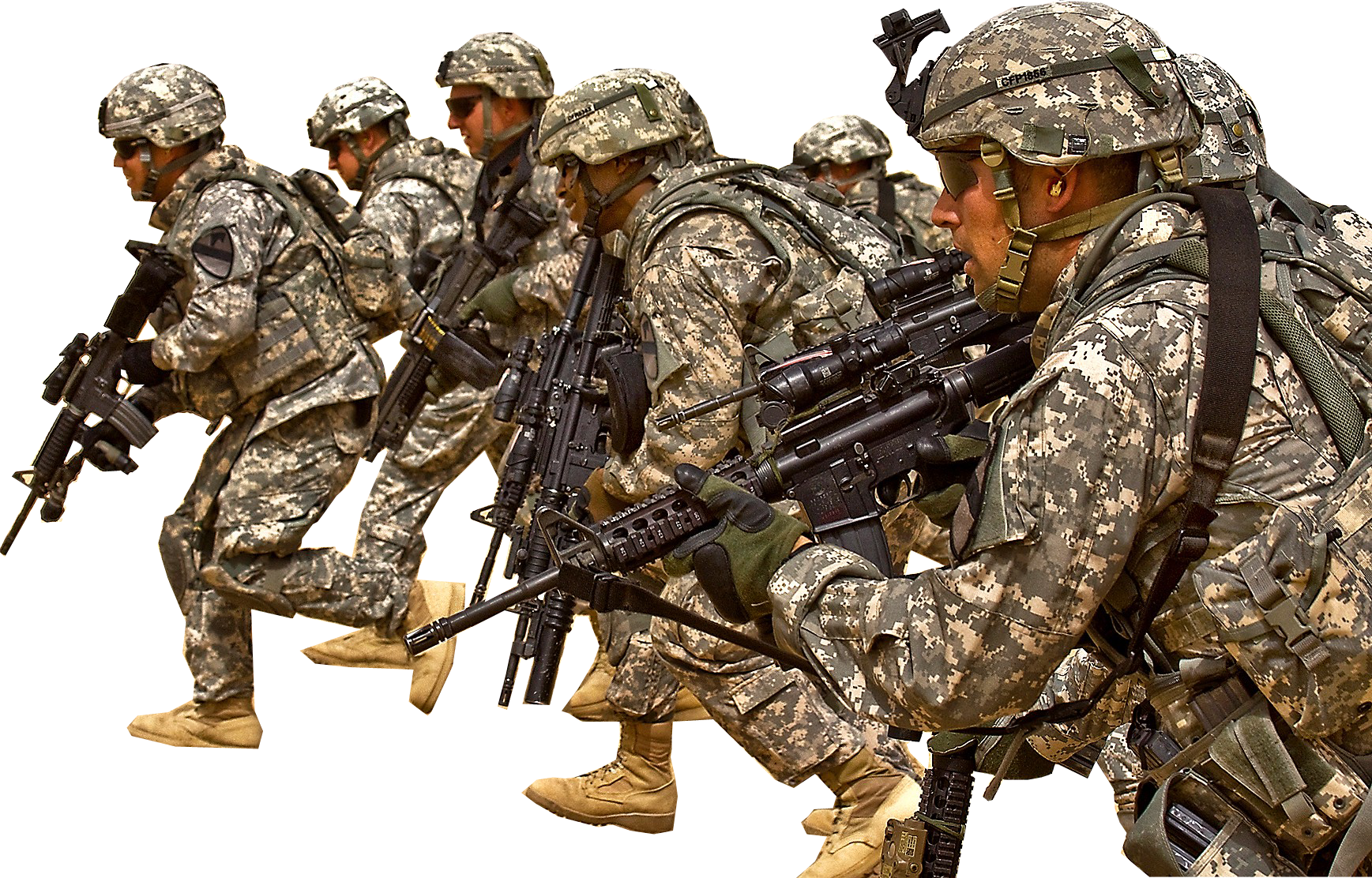 Soldiers Png Images Free Download Soldier Png