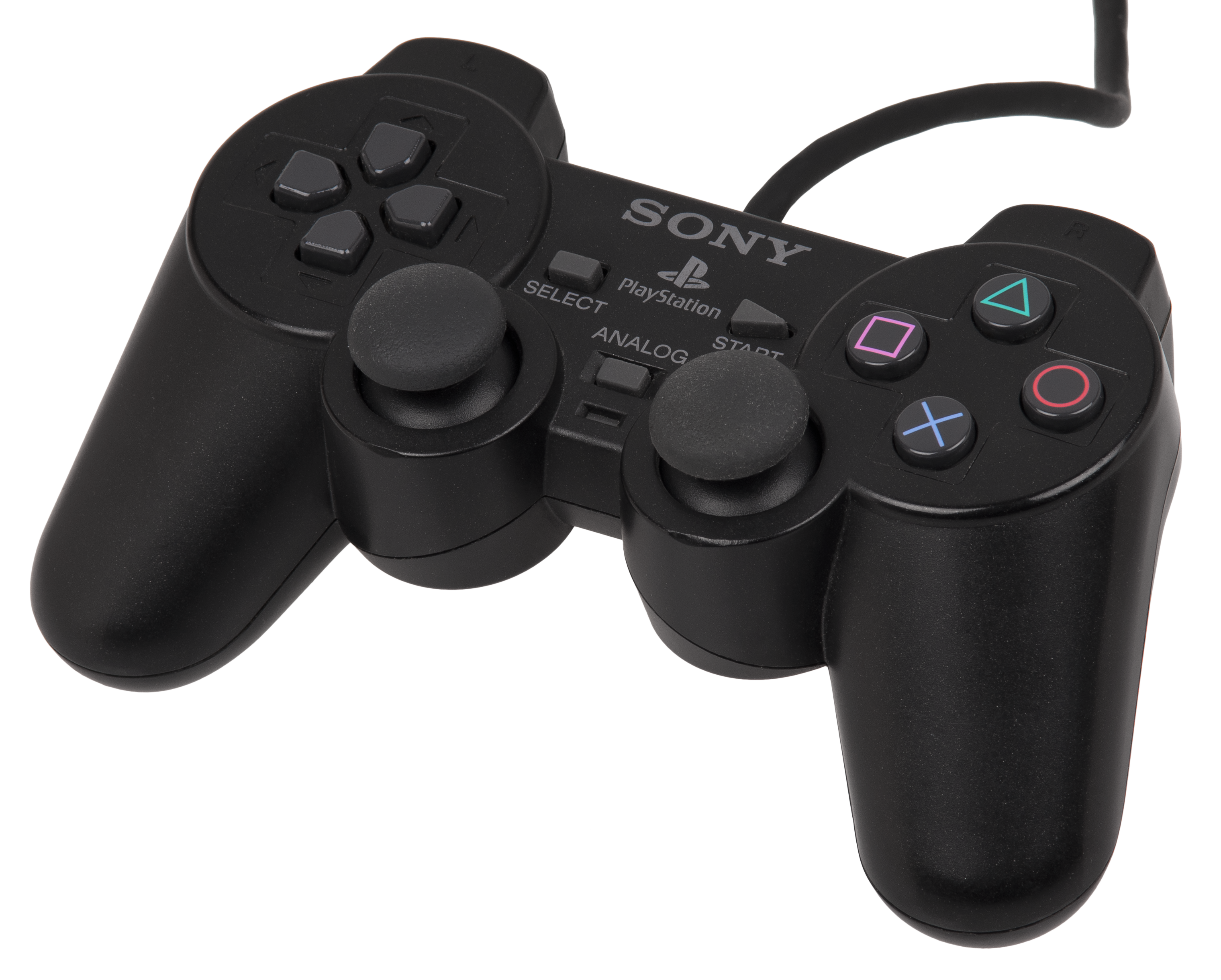 Sony Playstation gamepad PNG