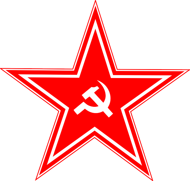 red star logo PNG