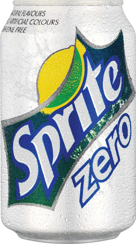 Sprite zero PNG can image