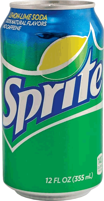 Sprite PNG can image