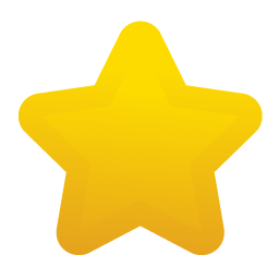 gold star PNG image