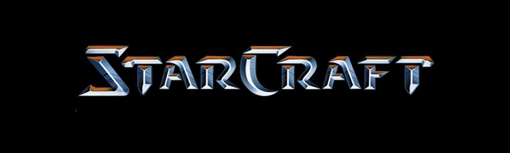 Starcraft logo PNG