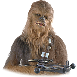 Chewbacca PNG