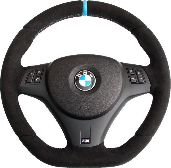 Steering Wheel Bmw Png