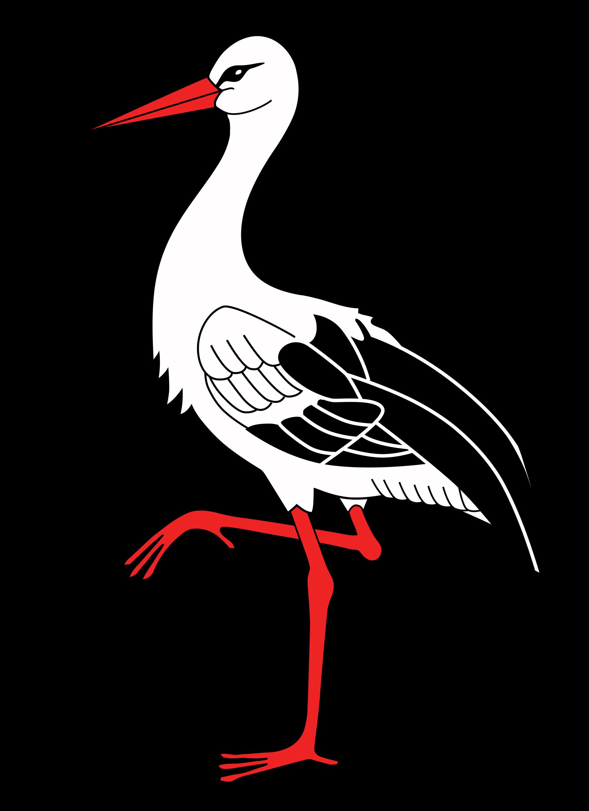 Stork PNG images
