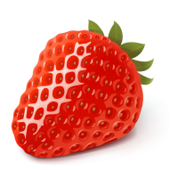 Strawberry PNG images