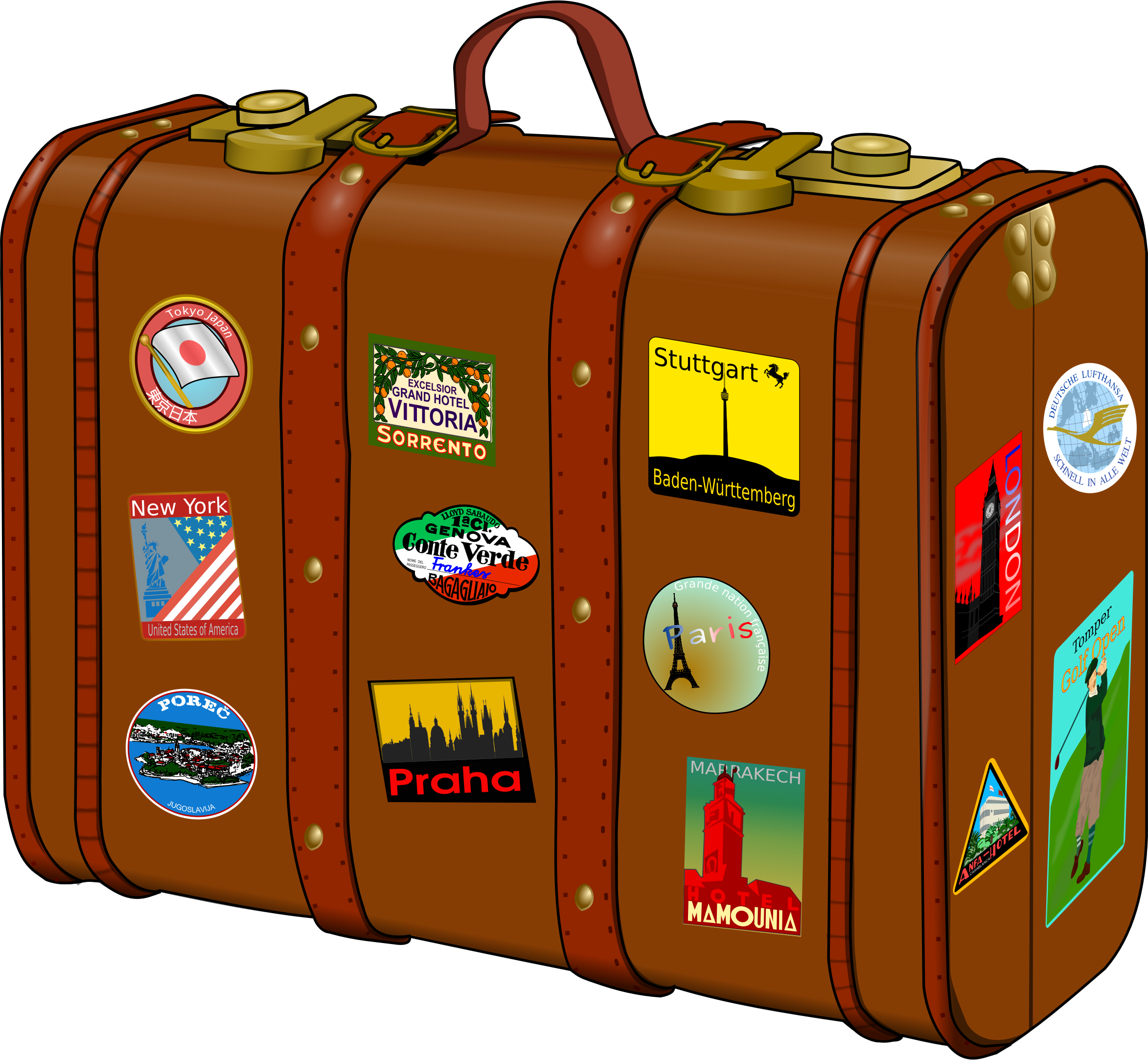 Best Suitcase For Traveling In Europe