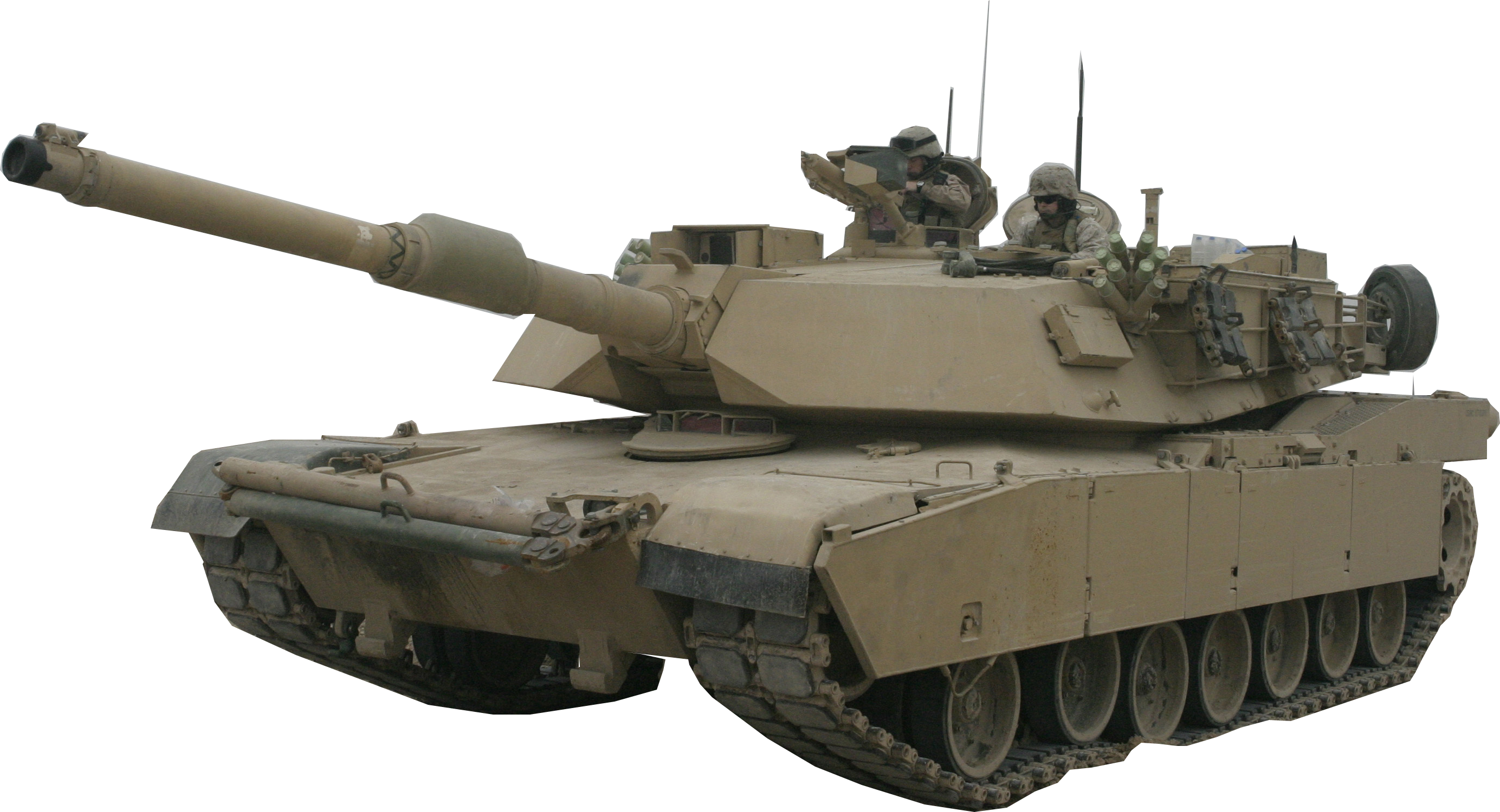 Abrams tank PNG image, armored tank