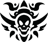 Black tattoo PNG