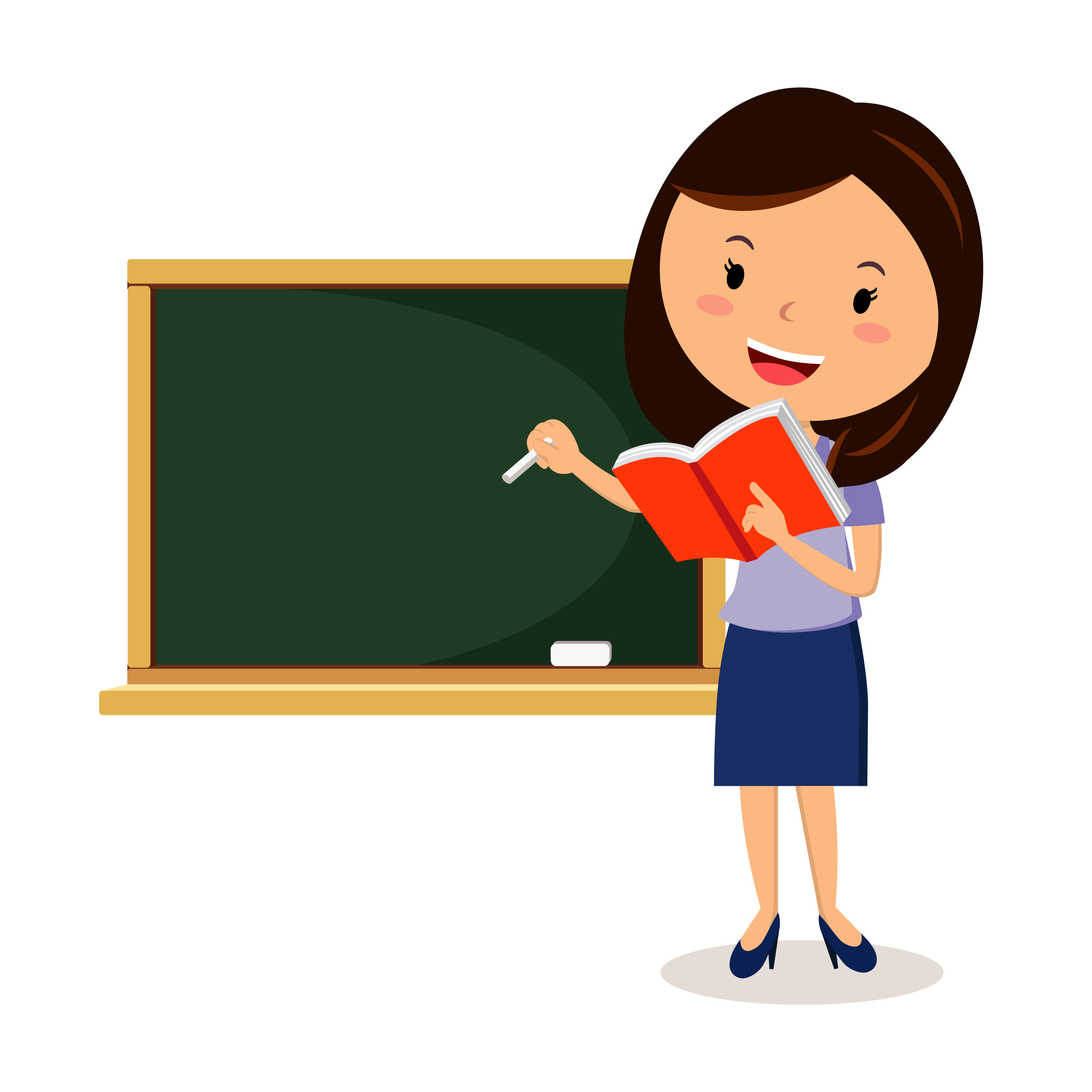 Teacher Clipart Png Images Free Download