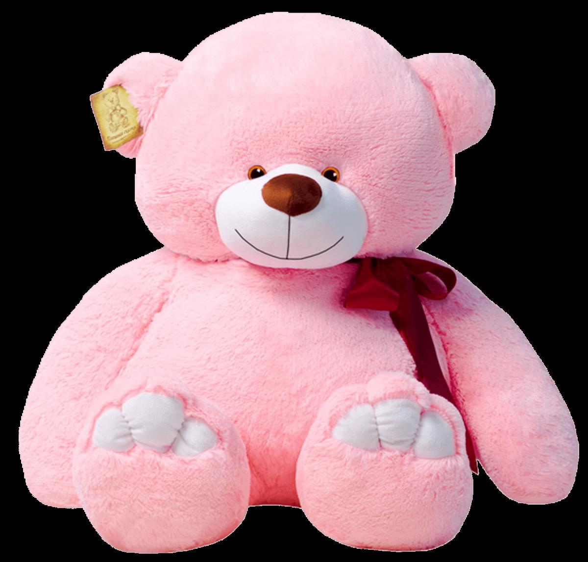 Картинки по запросу pink bear png