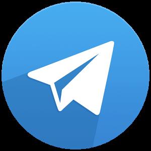 Telegram PNG image free Download