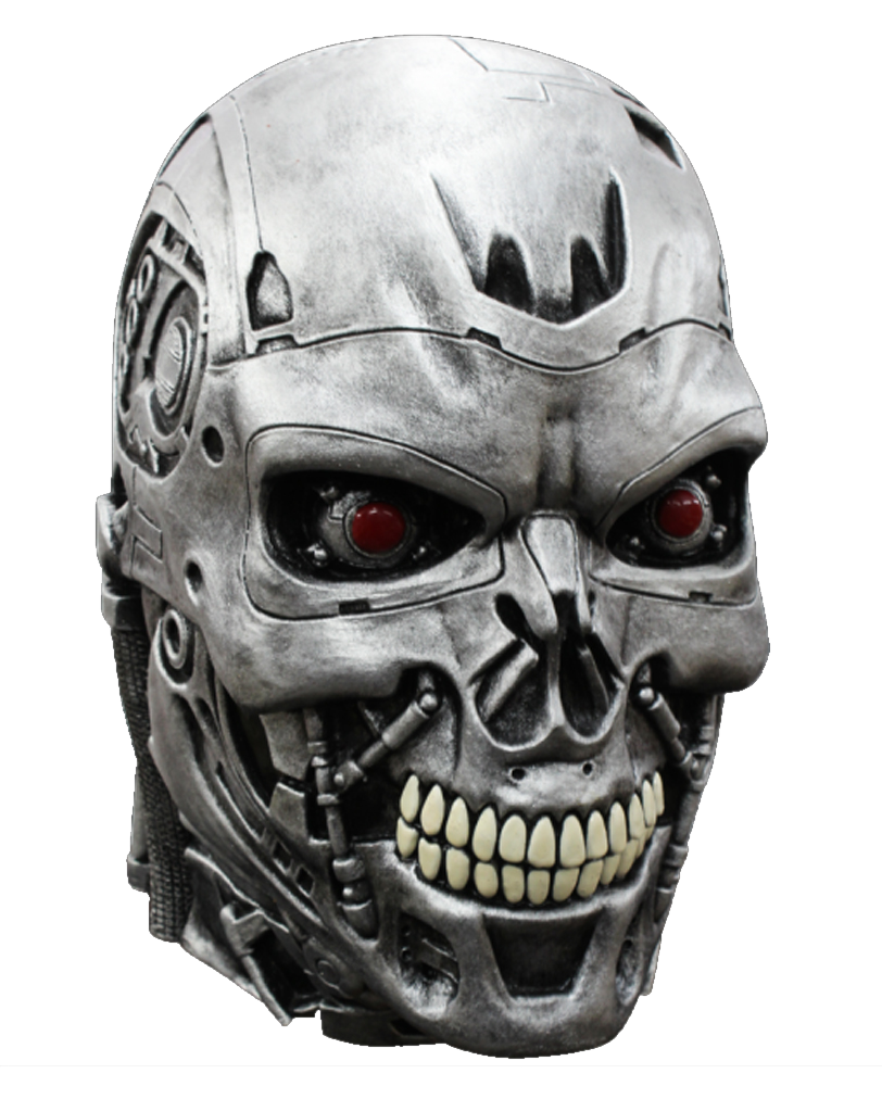 Terminator head PNG