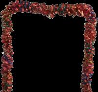Christmas tinsel PNG