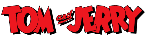 Tom and Jerry logo PNG