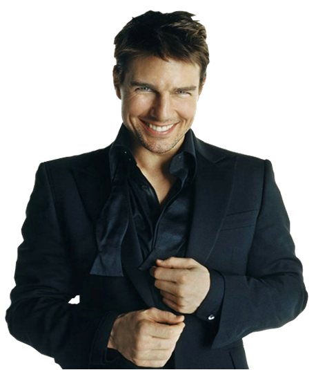Tom Cruise PNG images Download