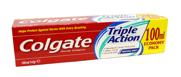 Toothpaste Colgate PNG