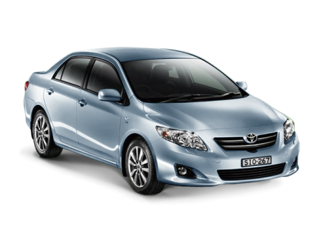 blue Toyota PNG image, free car image