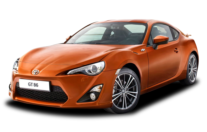 Toyota GT86 PNG image, free car image