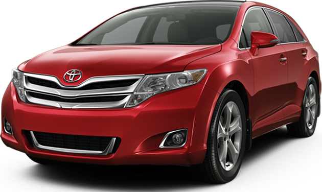 red Toyota PNG image, free car image