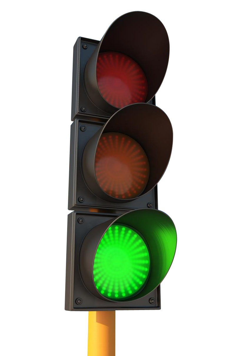 Traffic light PNG