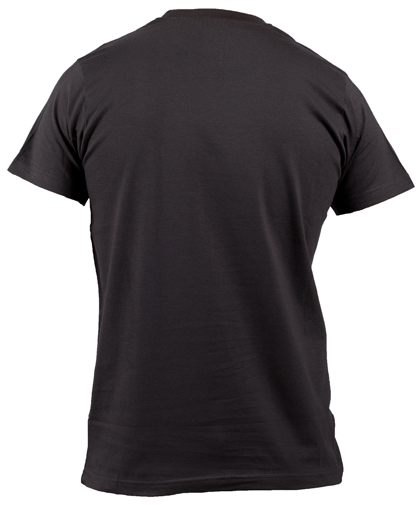 navy blue t shirt template back