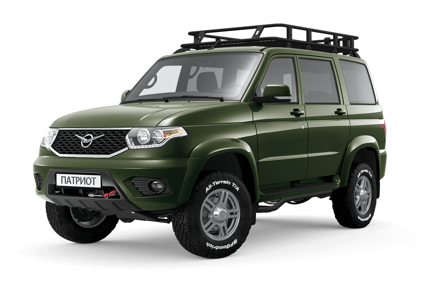 UAZ Patriot PNG