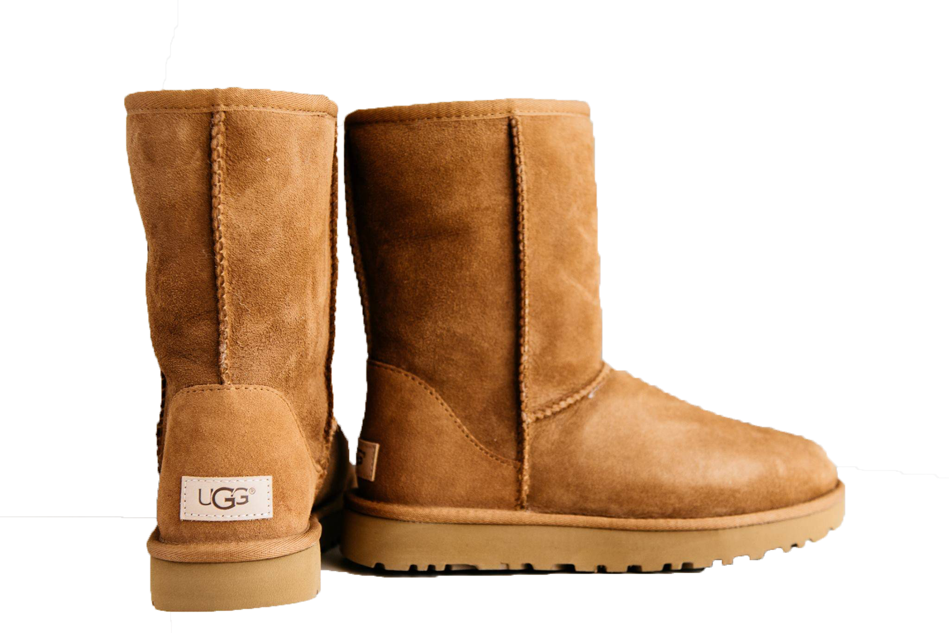 The ugg boots did not work