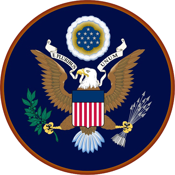 USA Coat of arms PNG