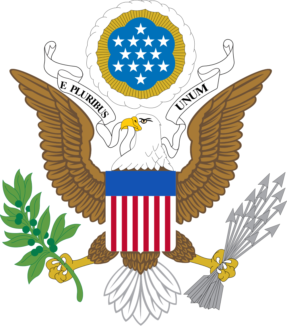 Coat of arms Usa PNG