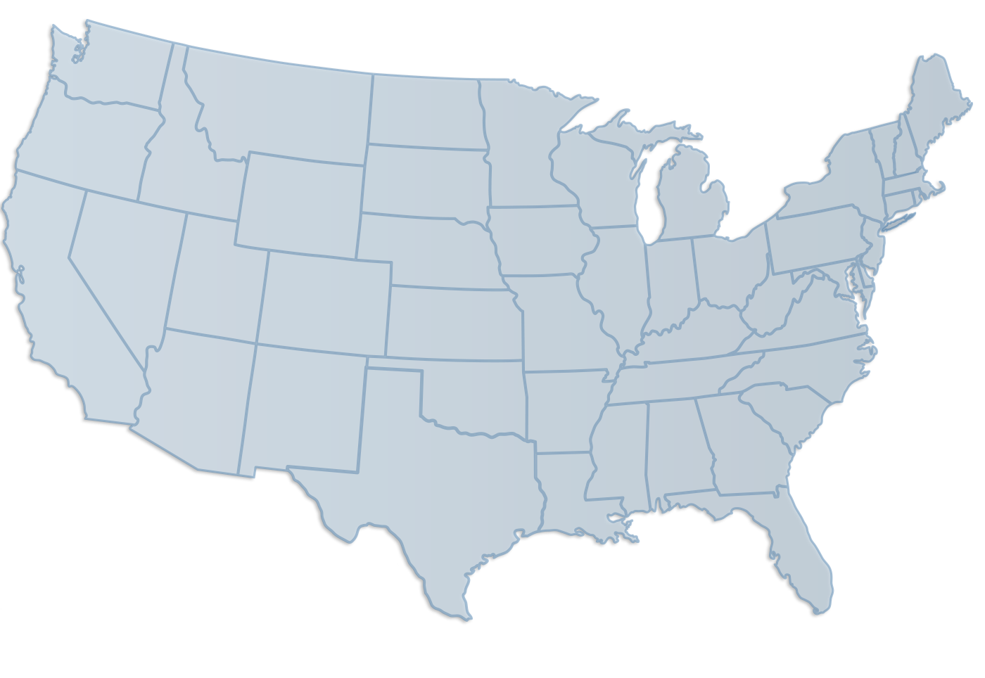 u s map outline Idealvistalistco