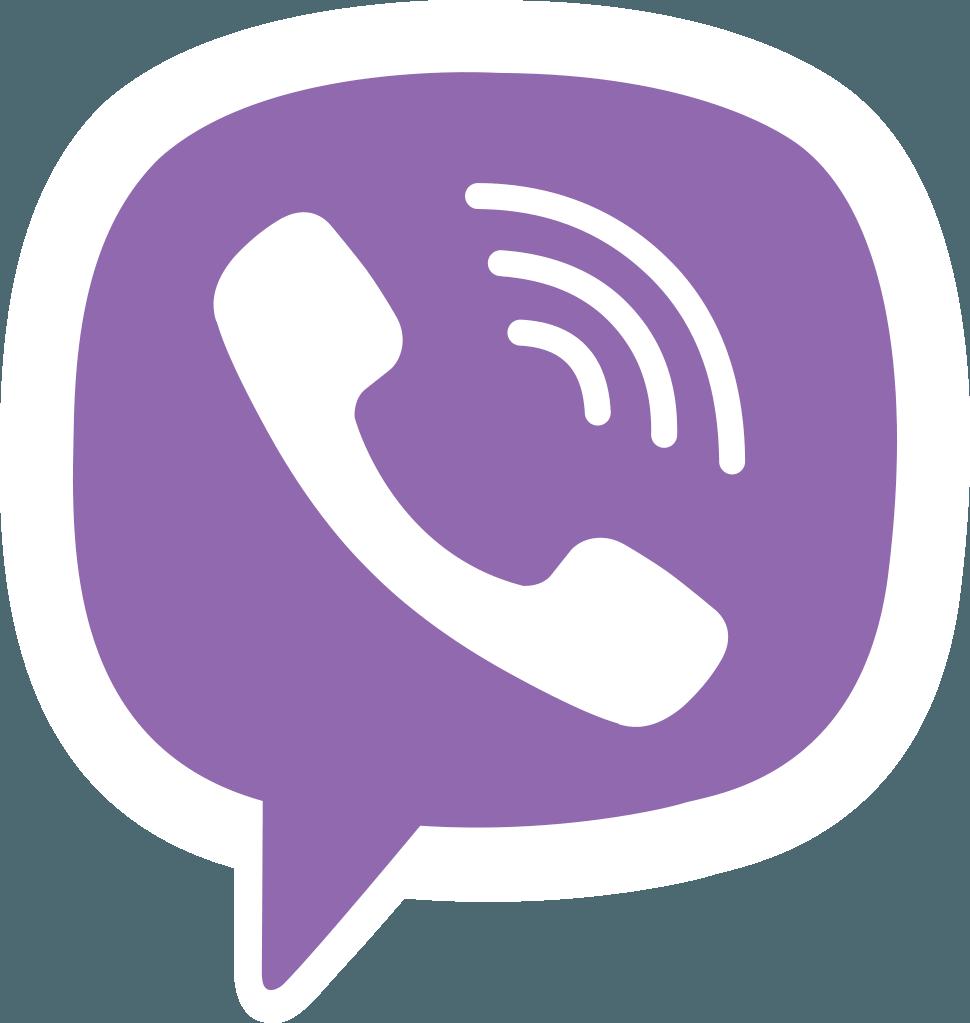 Viber логотипы скачать бесплатно PNG