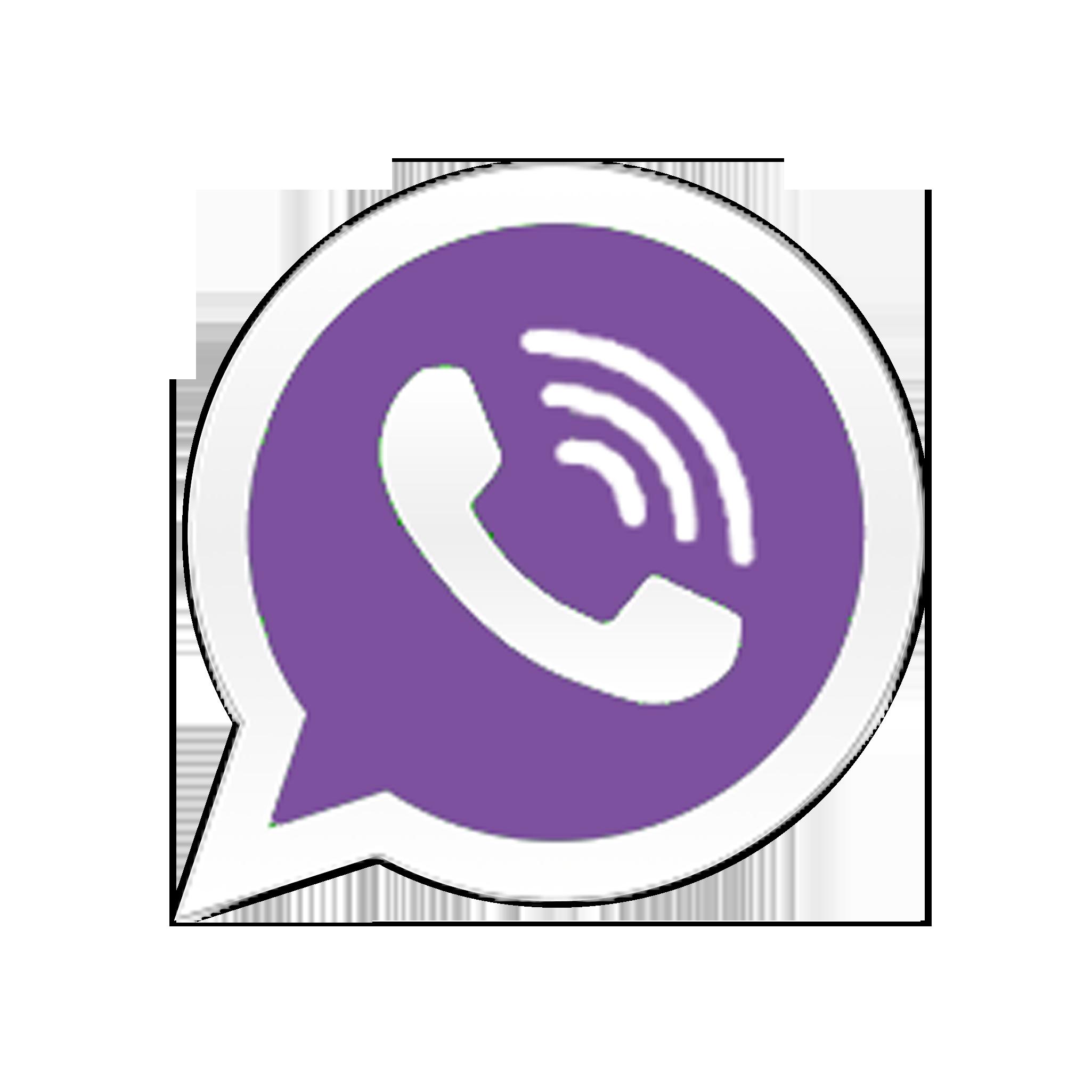 Viber logos PNG images free download Viber Icon Png