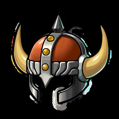 Viking helmet PNG