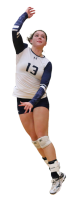 Volleyball player PNG