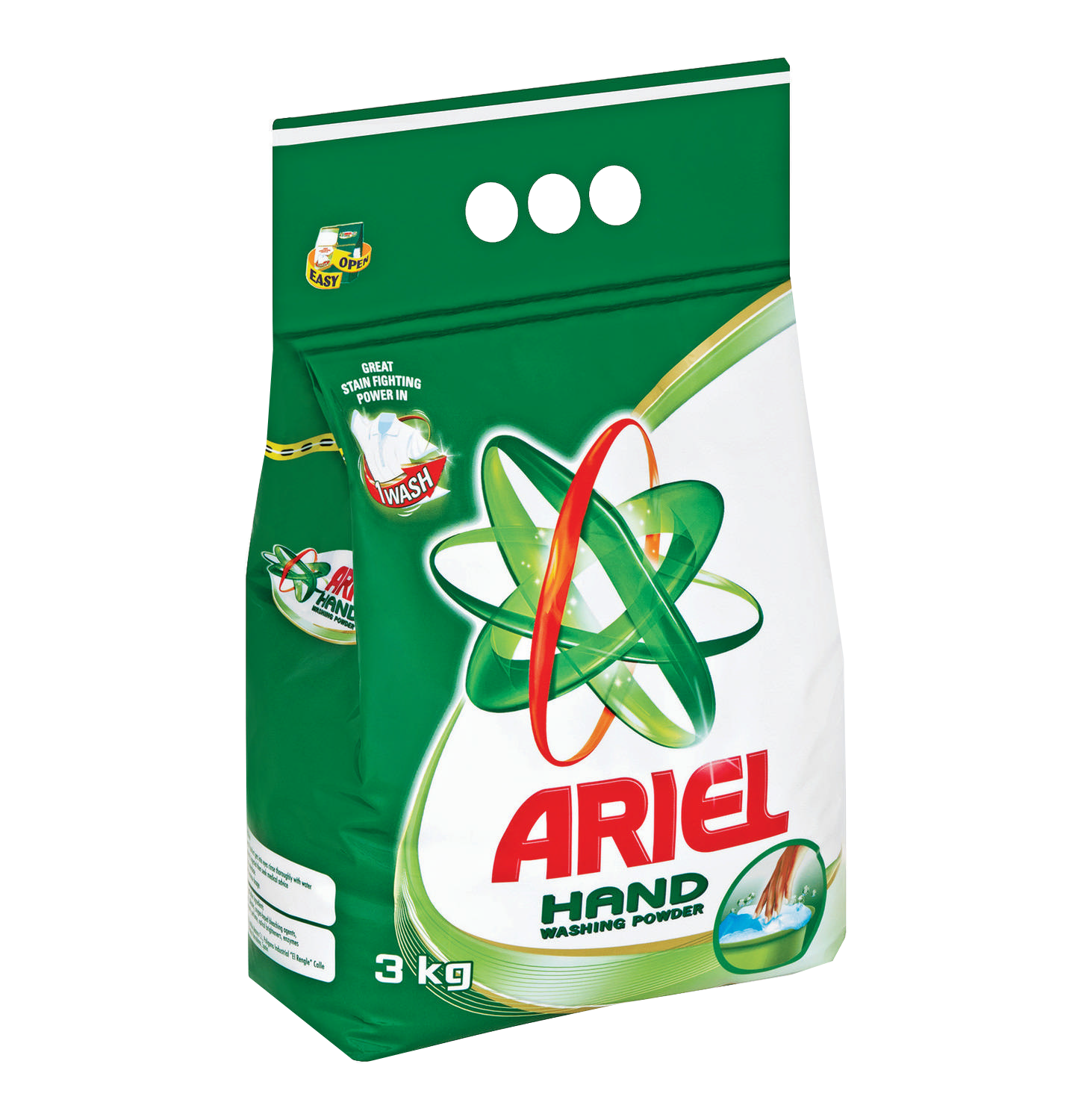 Washing powder PNG