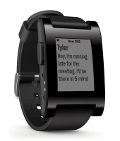 smart pebble watches PNG image