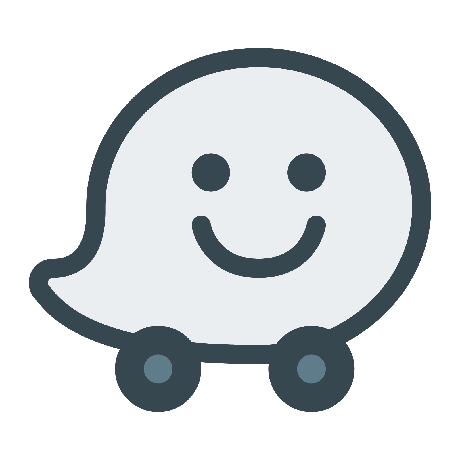Image result for waze logo